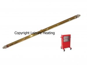 1.5kW Gold Replacement Element for 240V Big Rad