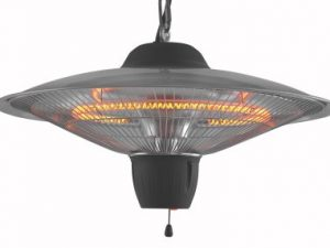 1.5kW Hanging Carbon Fibre Infra-red Pendant Heater
