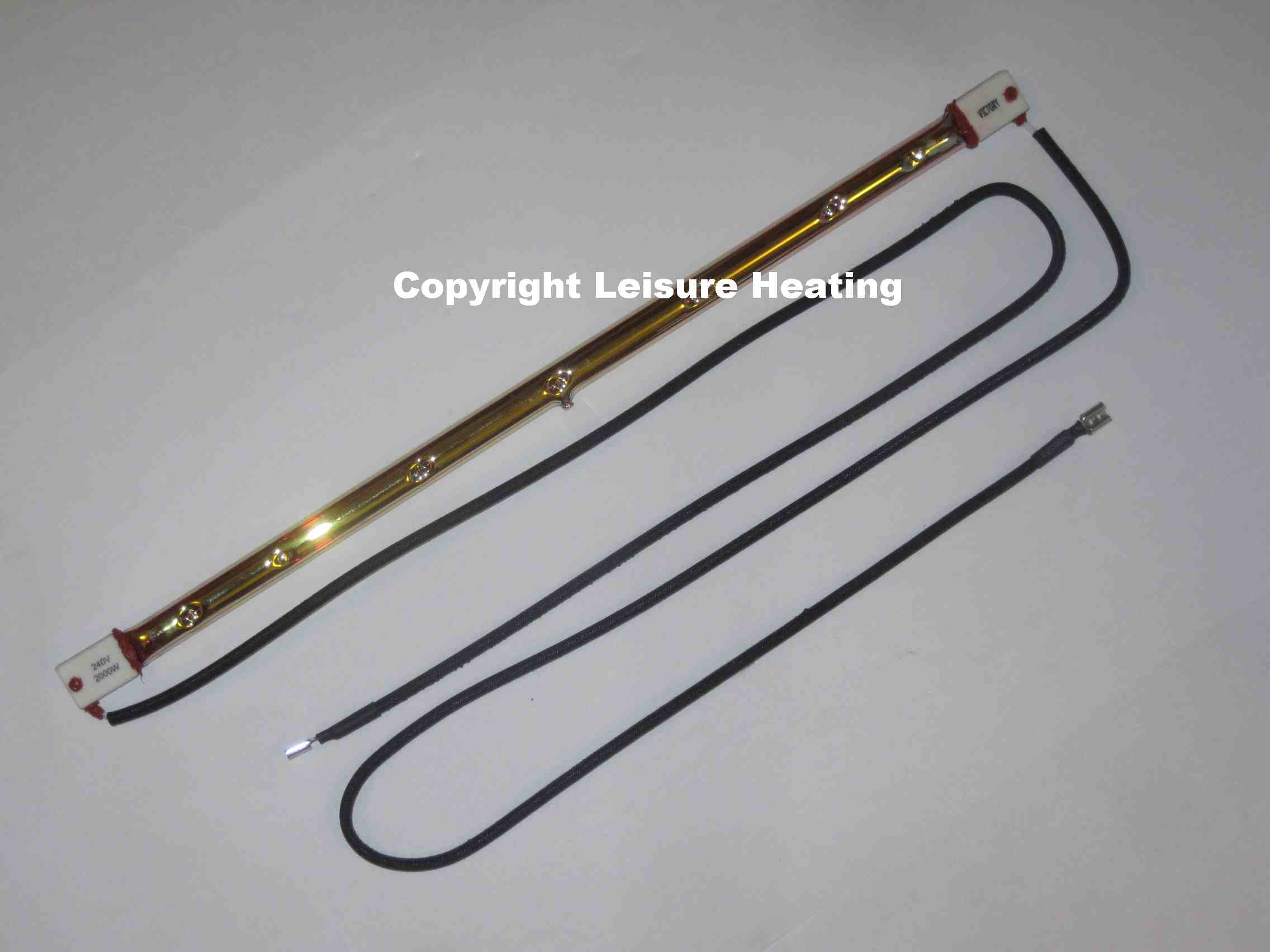 2kW Replacement Emitter for Algarve 2kW Patio Heater
