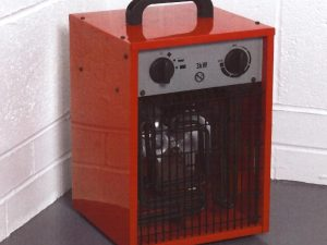 3kW Commercial/Industrial Fan Heater