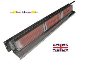 3kW Medium-wave Infra-red Process Heater