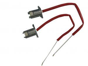 R7s Lamp Holders For Tansun Algarve Patio Heater (Pair)
