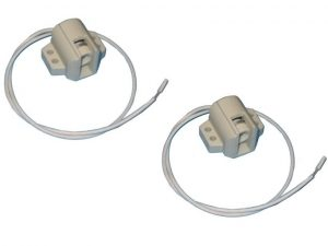 R7s Ceramic Lamp Holders For Big Rad Heater (Pair)