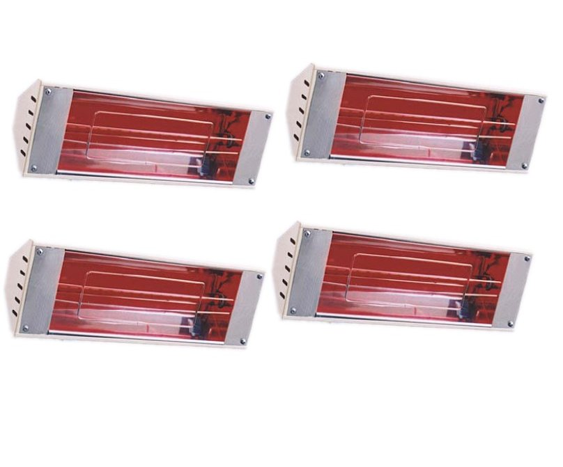 Bundle of 4 Warehouse Heaters