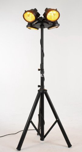 Tripod for Temporary Mounting of Parasol and Wall Heaters INCLUDING top bracket.