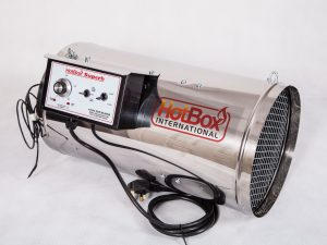 Hotbox Superb 2.7kW Electric Greenhouse Heater