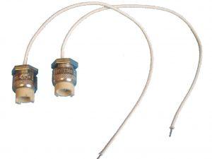 R7s Catering Lamp Holders (Pair)