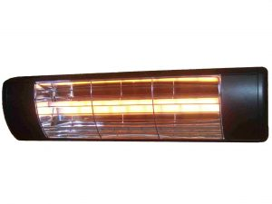 2kW Summerglow Heater (Black)