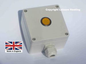 1.5kW Push-Button Time Lag Switch