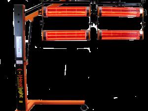 6kW Infra-red Paint Dryer VLP60 415v