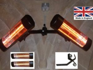 Spandrel Heater 3.0kW 'Wyville' Design
