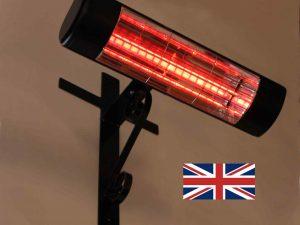 Church Heater and Bracket 2.0kW 'Wysall' Design