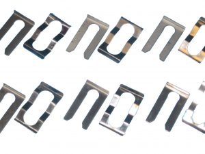 Clips and Springs for Ceramic Elements (set of 6)