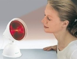 Infra-red Heat Lamps for Back Pain and Muscle Treatment
