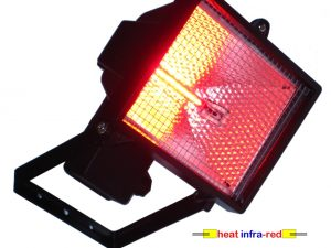 500w MicroGlow Infra-red Animal Heater