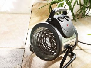 Palma 2kW Basic Electric Greenhouse Heater