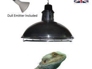 Vivarium Heater with 150W Dull Emitter