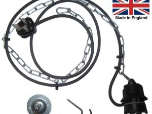 Animal Heater E27 Lamp Holder and Chain Kit