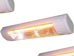 1.5kW Summerglow Heater - White Softglow Element