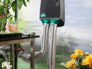 Bio Green Indiana 2.0Kw Electric Greenhouse Heater
