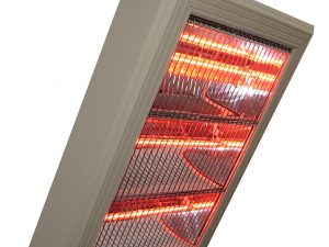 4.5kW HLQ45 Quartz Commercial Heater