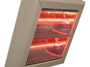 4.0kW HLQ40 Quartz Commercial Heater