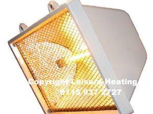 500w Mini Glow Electric Pet Heater