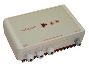 4kW Power Controller with Soft Start (optional Remote Control)