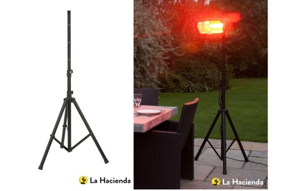 Tripods for Infra-red Heaters